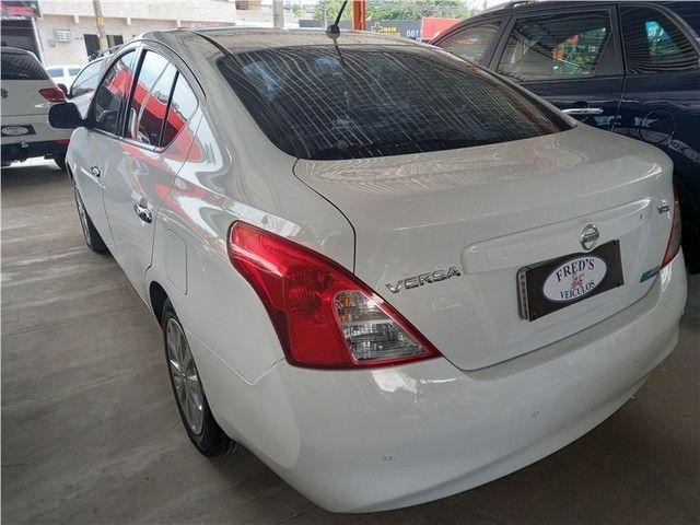 Nissan Versa 2014 1.6 sv 16v flex 4p manual - Foto 5