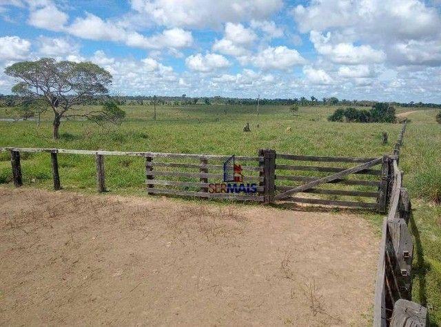 Fazenda à venda, por R$ 3.100.000 - Zona Rural - Machadinho D'Oeste/RO