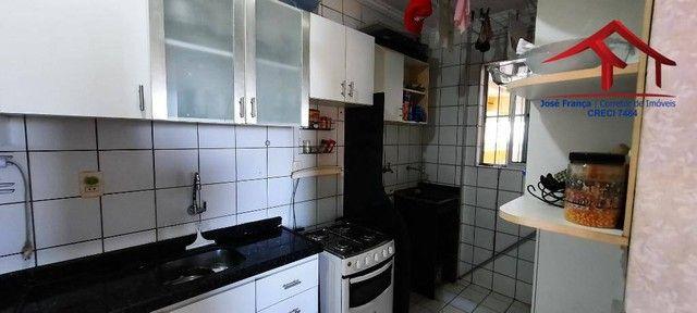 Apartamento com 3 dormitórios à venda por R$ 240.000,00 - Parangaba - Fortaleza/CE - Foto 13