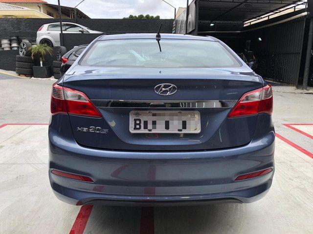 Hyundai hb20 s unico dono periciado estado de zero particular - Foto 6