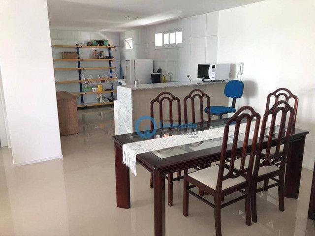 Apartamento com 3 dormitórios à venda, 110 m² por R$ 530.000 - Porto das Dunas - Aquiraz/C - Foto 17