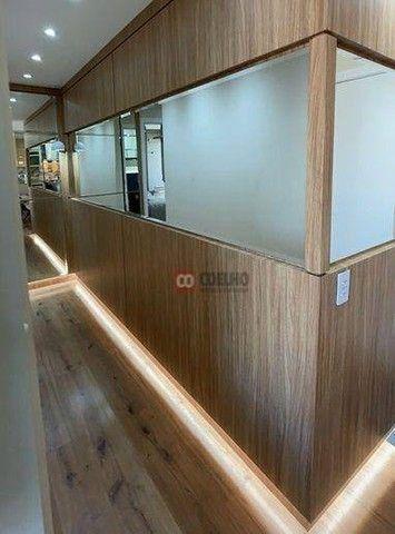 Apartamento Luxuoso Totalmente Mobiliado, 2 Quartos com Suíte em Condomínio Clube - Bairro - Foto 7