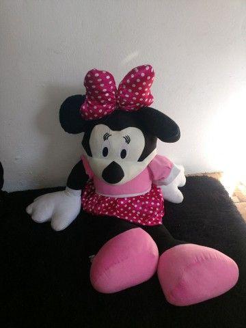 Minnie rosa em perfeito estado - Foto 4