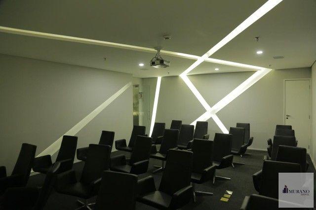 Sala/Conjunto para venda com 42 metros quadrados em Valongo - Santos - SP - Foto 6