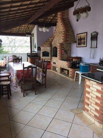 Casa estilo mansão, vista cinematográfica da Lagoa de Araruama de todo o imóvel - Foto 20