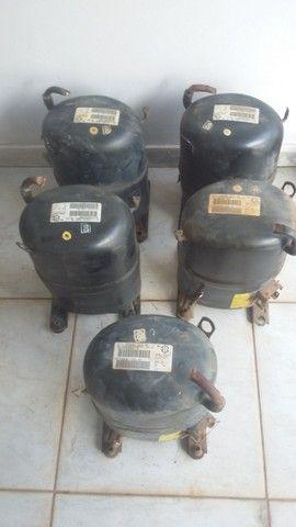 compressor p camara fria 2/5 hp - Foto 2