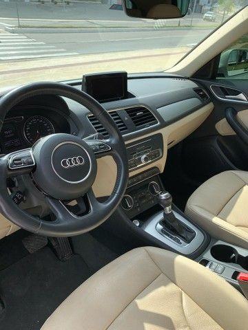 Audi Q3 1.4 TOP de linha - Caramelo - Foto 4