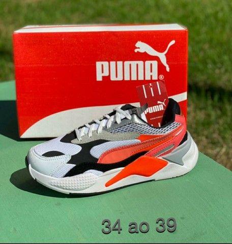 Tênis Puma RS-X Feminino e Masculino  - Foto 2