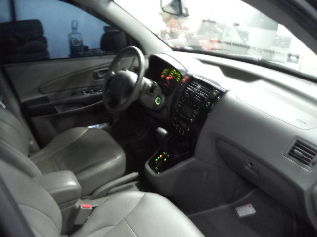 Hiunday Tucson Gls 2.0 16v Flex Automatico Completo Couro ABS 2012 Preto - Foto 10