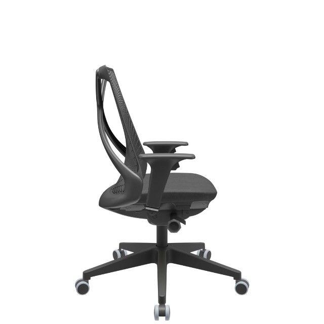 Cadeira Bix plaxmetal - Presidente top!!! - Foto 2