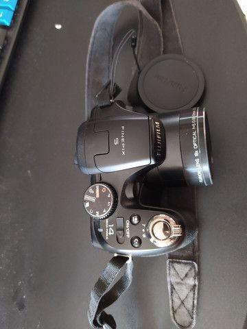 Câmera Semi profissional Fujifilm - Foto 3