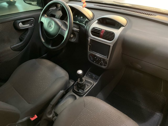 Chevrolet Corsa Premium 1.4 2008 completo!!! - Foto 11