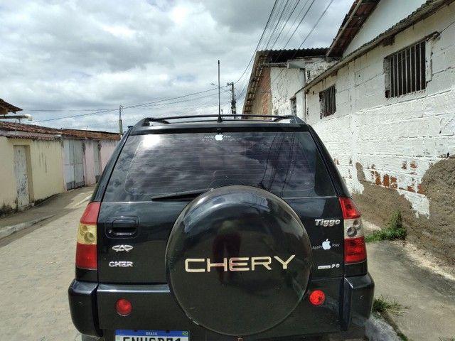 Vendo um carro Chery Tiggo. 2010 - Foto 6