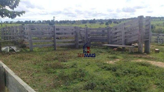 Sítio com 1 dormitório à venda, 493679 m² por R$ 850.000 - Zona Rural - Vale do Anari/RO - Foto 11