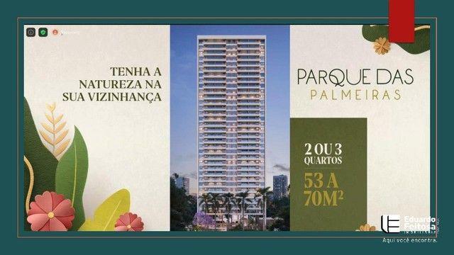 Apartamento para venda com 70 metros quadrados com 3 quartos em Caxangá - Recife - PE - Foto 2