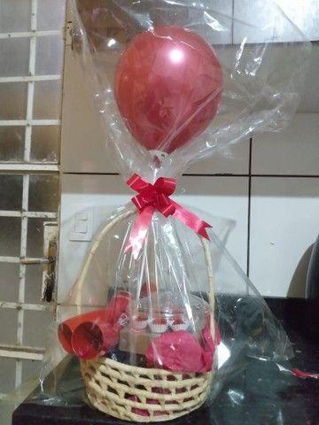 Cestas de chocolates para o dia dos namorados  - Foto 6