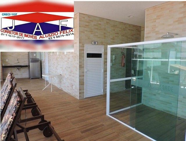 Apartamento para venda com 50 metros quadrados com 2 quartos em Jatiúca - Maceió - AL - Foto 7