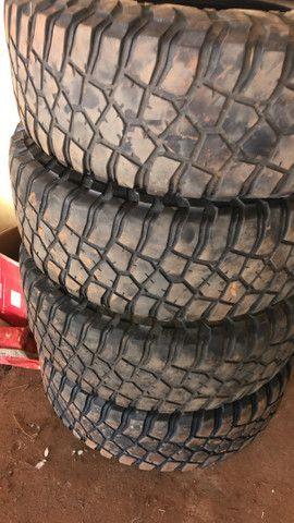 bf goodrich mud terrain  35x12.5 r18 - Foto 4