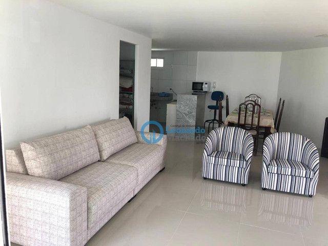 Apartamento com 3 dormitórios à venda, 110 m² por R$ 530.000 - Porto das Dunas - Aquiraz/C - Foto 10