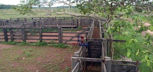 Fazenda com 1 dormitório à venda, por R$ 10.500.000 - Zona Rural - São Francisco do Guapor - Foto 17