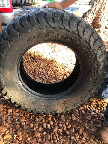 bf goodrich mud terrain  35x12.5 r18 - Foto 3