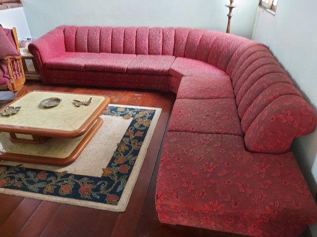 Conjunto de mesas de centro e mesa de canto - Foto 4