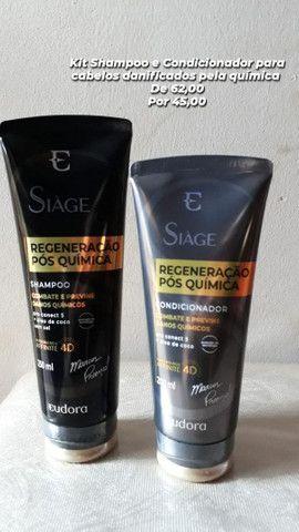 Kit Shampoo e Condicionador Eudora  - Foto 2