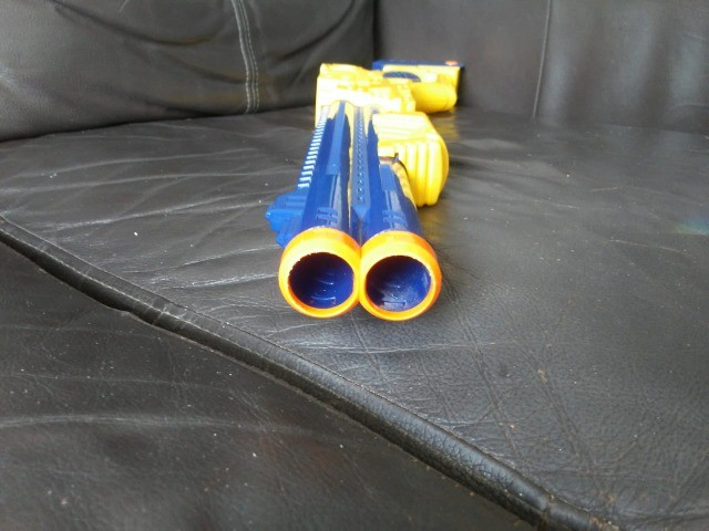 X Shot Vigilante -Estilo Nerf -  Arma de brinquedo - Foto 5