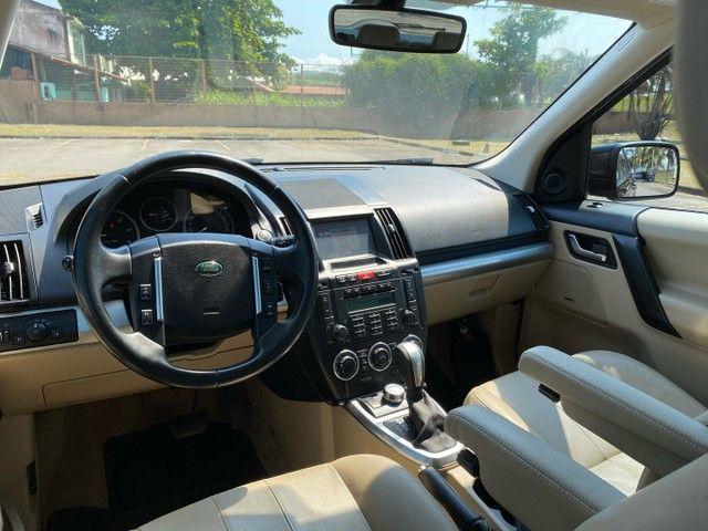 Land Rover Freelander 2 SE Diesel Semi nova extremamente conservada  - Foto 11