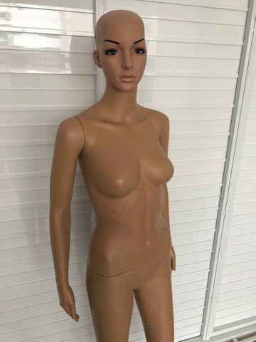 2 Manequins de loja Semi Novos - Foto 6