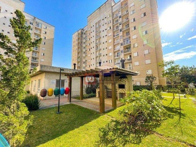 Apartamento Luxuoso Totalmente Mobiliado, 2 Quartos com Suíte em Condomínio Clube - Bairro - Foto 16