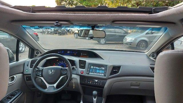 Honda Civic EXR - 2014 - Foto 9