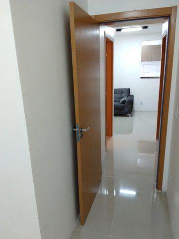 Vendo apartamento semimobiliado térreo 2 quartos - Foto 13