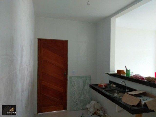 Casa com 02 quartos, localizar bairro praia linda, lado da lagoa em São Pedro - Foto 2