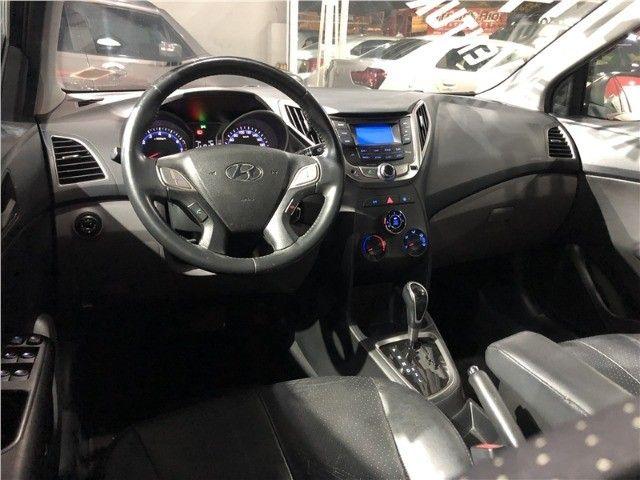 Hyundai Hb20 1.6 Premium 16v Flex 4p Automático 2014 - Muito Novo.. - Foto 9