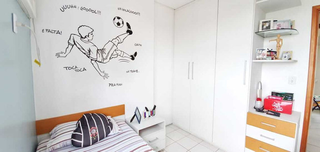 44 Apartamento no Bairro dos Noivos 71m² com 03 quartos, todo mobiliado!(TR55717) MKT - Foto 8