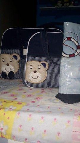 Bolsas de criança usada pouca vezes  - Foto 5