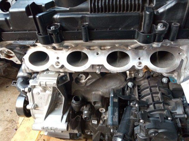 Motor parcial BMW 320I 2020/21 gasolina - Foto 5