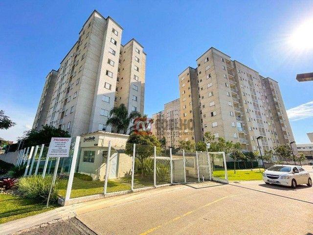 Apartamento Luxuoso Totalmente Mobiliado, 2 Quartos com Suíte em Condomínio Clube - Bairro - Foto 14