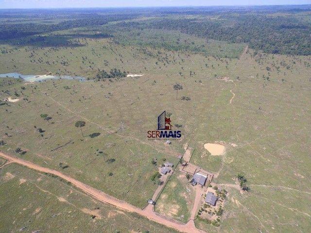 Fazenda à venda, 3242800 m² por R$ 3.750.000,00 - Área Rural de Porto Velho - Porto Velho/
