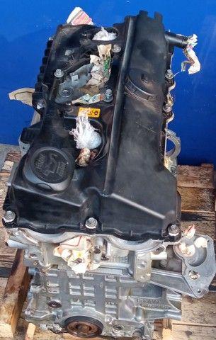 Motor parcial BMW X1/320/118 2010 gasolina  - Foto 3