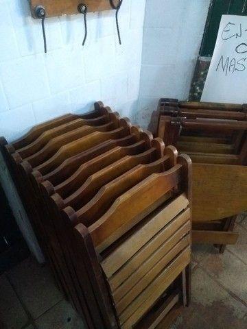 Mesas e cadeiras  - Foto 2