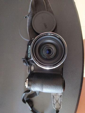Câmera Semi profissional Fujifilm - Foto 2