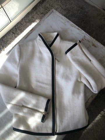 Casaco de lã Le Lis  Blanc