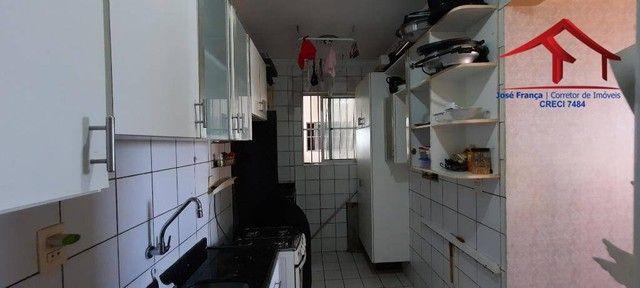 Apartamento com 3 dormitórios à venda por R$ 240.000,00 - Parangaba - Fortaleza/CE - Foto 12