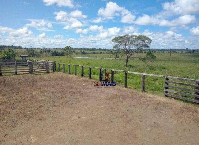 Fazenda à venda, por R$ 3.100.000 - Zona Rural - Machadinho D'Oeste/RO - Foto 5