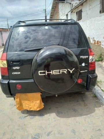 Vendo um carro Chery Tiggo. 2010 - Foto 5