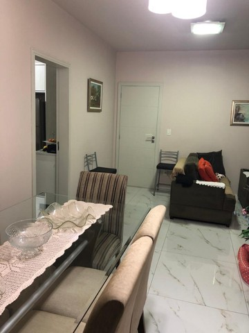 Apartamento 3 Quartos + Dependência empregada no Balneário do Estreito - Foto 2