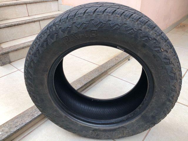 Vendo 02 pneus 255/60R18  - Foto 6
