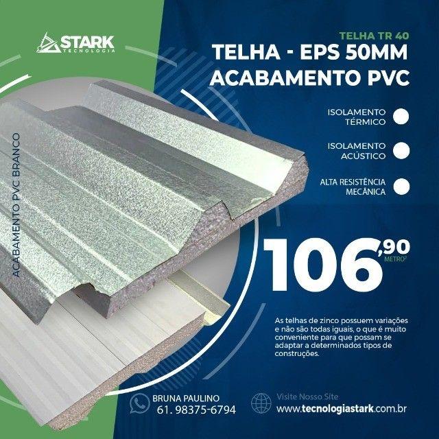 Telha Térmica no DF - Venda - Instalação - 061- * - Foto 4